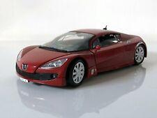Voiture miniature Peugeot RC Concept Car SOLIDO Echelle 1/18