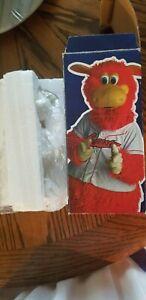 Lancaster Barnstormers Cylo Mascot Bobblehead. Paint Your Own. SGA NIB