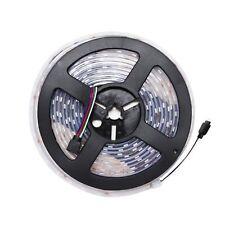 5M 16.4ft 12v SMD RGB 5050 IP68 Waterproof 300 LED Flexible Tape Strip Light