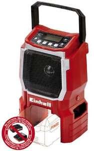 Einhell  Akku-Radio TE-CR 18 Li - Solo