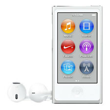 Apple iPod Nano 7th Generation Argento (16gb) ()//fast