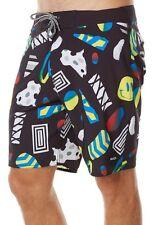 Mens Boardshort Beach Short Size 34 RVCA Numskull