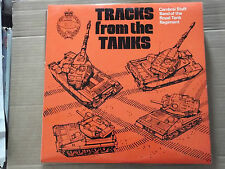 CAMBRAI STAFF BAND ROYAL TANK REGIMENT - TRACKS FROM THE TANKS LP
