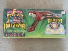 Mighty Morphin Power Rangers Original Power Morpher Gun/Sword Blade Blaster