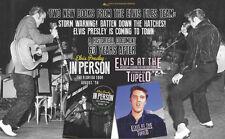 Elvis In Person Florida Tour August 56 & Mississippi-Alabama Fair, Hrdcvr Books