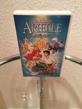 Arielle - Die Meerjungfrau, VHS, Video Kassette, Walt Disneys Meisterwerk