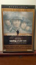 Saving Private Ryan Dvd Steven Spielberg(Dir) 1998 Very Good Free Shipping