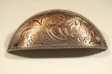Charmant FANCY WESTERN BIN PULL ANTIQUE COPPER WESTERN CABINET HARDWARE DRAWER PULLS