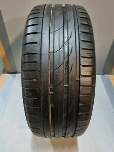 255.45.20, NOKIAN Z LINE SUV, 105Y XL PART WORN USED TYRE 6.5mm*