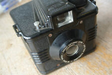 Ilford Envoy Bakelite   Camera + Case NICE