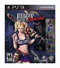 Lollipop Chainsaw Brand New Factory Sealed PlayStation 3 PS3
