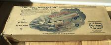 The Epic Hellespont, Vintage C/L Control Line Speed Airplane Kit