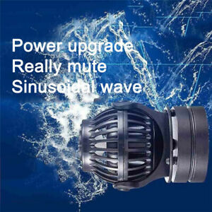 Jebao Wavemaker Powerhead Pump Aquarium Sine Wave Wave Pump Frequency Conversion
