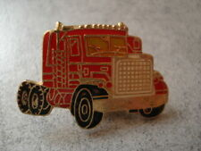 PINS TRANSPORT CAMION ROUGE