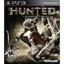 Hunted The Demon's Forge Ps3 New Sealed