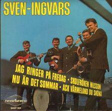 "SVEN-INGVARS - Sven-Ingvars (RARE 1967 SWEDISH VINYL EP 7"")"