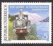 Austria 1989 Trains/Steam Engine/Railway/Rail/Transport 1v (n23511)