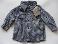 JEAN BOURGET Baby Hemd TINY FALL GARCON / Gr. 6 Monate / NEU