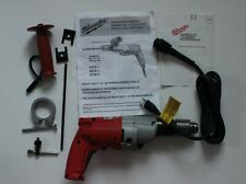 Milwaukee 5370 1 Heavy Duty 2 Speed 12 Magnum Hammer Drill With Accessories