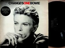 New listing DAVID BOWIE Changes One LP UK Vinyl EX- The Best of/Greatest Hits Ziggy Stardust