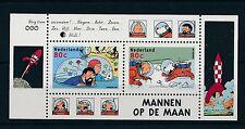 [16910] Netherlands Niederlande 1999 Tintin Commics Strip SS Sheet MNH NVPH 1839