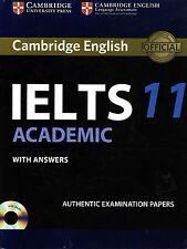 Cambridge English IELTS 11 ACADEMIC with Answers & Audio CD @NEW@ 2016