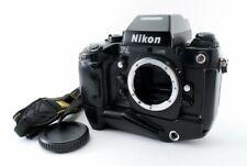 Nikon F4S 35mm SLR Film Camera Body w/ MB-21 From JAPAN [Exc+++]