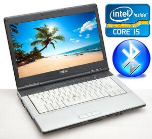 FSC Fujitsu Lifebook S781 Dvdrw WLAN Wwan Bluetooth 250GB HDD Intel i5 Notebook