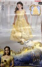 Disguise Girls Beauty & The Beast Deluxe Costume Gown Y M 7/8 Nwt Disney World!