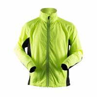 Please Pass Wide & Slow - Lightweight Jacket - Hi Viz Safety Hacking Riding NEW