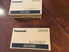 Panasonic AJ-P66MP Video Tapes
