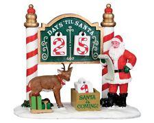 LEMAX CHRISTMAS COUNTDOWN / WEIHNACHTSDORF