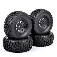 US 4X RC 1:10 Short Course Truck Tires&Wheel 12mm Hex For TRAXXAS SlASH Car 02&4