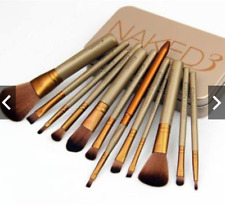 NAKED 3 12 piece brush set