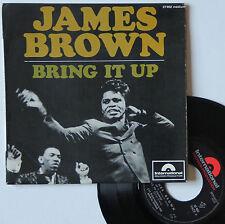 "Vinyle 45T James Brown ""Bring it up"" - TRES RARE"