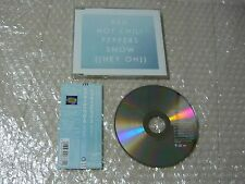 """RED HOT CHILI PEPPER CD single """"SNOW ((HEY OH)) """" / Japan Import 3 Tracks"""