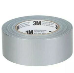 3M Duct Tape heavy duty 1900 50MMX50M Utility Grey Duct Tape