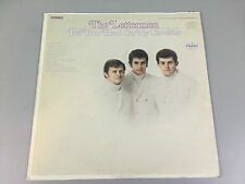 PUT YOUR HEAD ON MY SHOULDER by The Lettermen LP (Capitol Records)