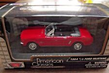 American Classics Premium Die-Cast Collection 1964 1/2 Ford Mustang. NIB