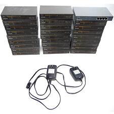 LOT 25pc D-LINK DSS-8+/ DSS 8+ SWITCH II 8 PORT FAST ETHERNET NETWORK INTERNET