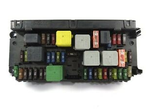 Mercedes Benz C E Class Front Fuse Relay Sam Fuse Box Genuine 14 16 A2129003414