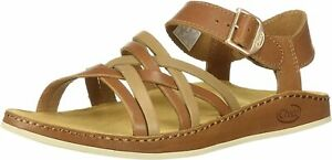 Chaco Fallon Sand leather Sandals