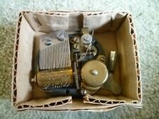 More details for vintage reuge switzerland music box movement mechanism - the teddy bears picnic