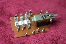 AKAI GXC-39D cassette deck PARTS from working unit - main power switch