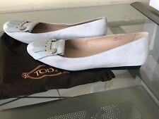 Tods Shoes Ballet Flats Size 40