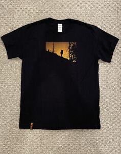 First Lite hunting Men's T Shirt Medium Black New!
