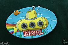 The Beatles Yellow Submarine Liverpool fridge magnet NEW perfect souvenir