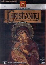 CHRISTIANITY - The Second Thousand Years - HISTORY CHANNEL (2 DVD SET) Region 4