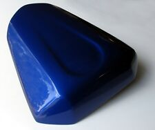 2012 YZF R6 TARGA Solo Seat Cowl Metallic Blue Paint Match w/ mount hardware
