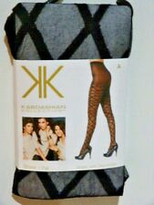 5 various pairs  x KARDASHIAN KOLLECTION Tights size Average